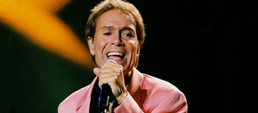 Cliff Richard at Harewood House