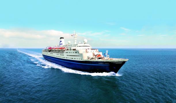 Marco Polo cruise ship Newmarket Holidays