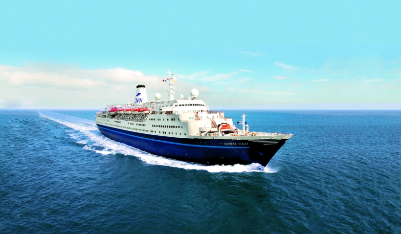 Marco Polo cruise ship Newmarket Holidays